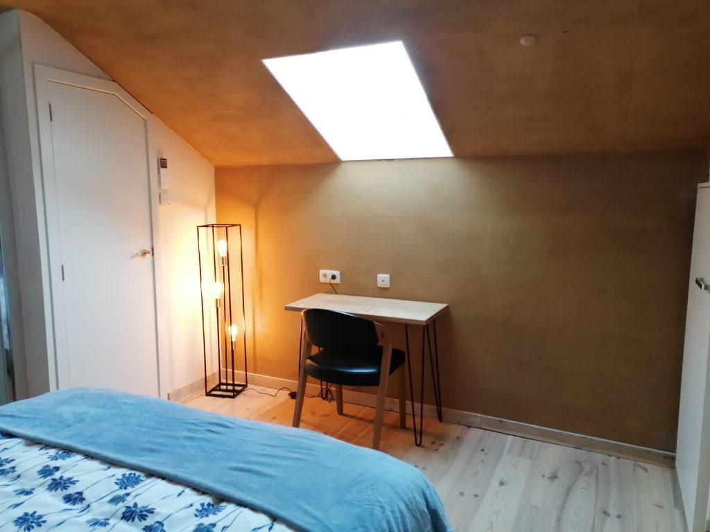 schrijftafel - Viognier kamer