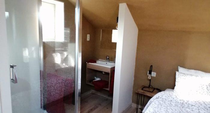 regendouche - Carignan kamer